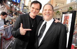 """Quentin Tarantino fala sobre Harvey Weinstein: """"Eu sabia que ele tinha feito algumas daquelas coisas"""""""
