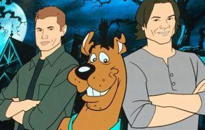 """Crossover entre """"Supernatural"""" e """"Scooby-Doo"""" vai acontecer e não será para crianças"""