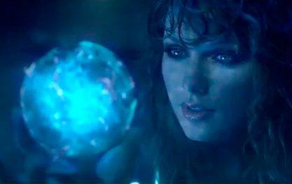 Taylor tá vindo com trailer futurista