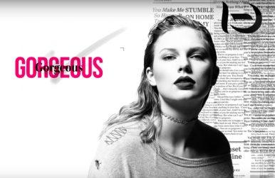 Nova música da Taylor Swift
