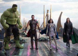 """""""Thor: Ragnarok"""" é muito colorido, muito divertido, delicioso e cheio de surpresas"""
