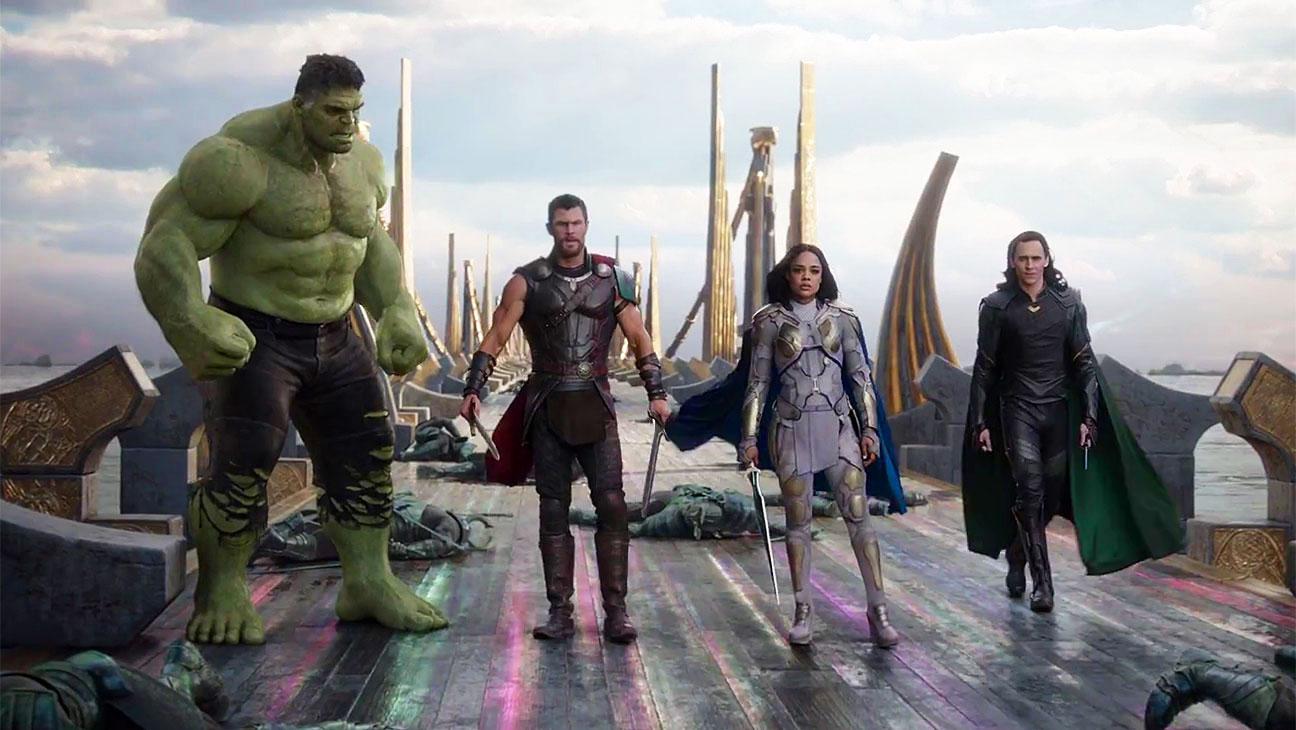"""788eae628b8 """"Thor  Ragnarok"""" é muito colorido"""