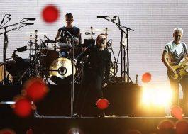 Homenagem a Cazuza e Taís Araújo, discurso sobre HIV, e outros momentos do show do U2 em São Paulo