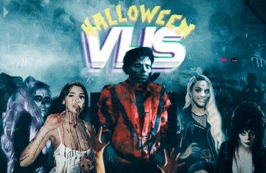 VHS de Halloween tá chegando!