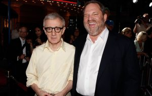 Woody Allen explica comentário sobre Harvey Weinstein