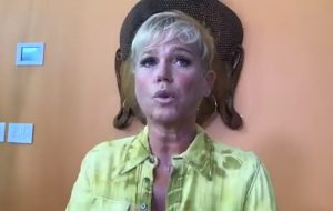 """Xuxa: """"Querem me chamar de pedófila porque fiz um filme quando tinha 18 anos"""""""