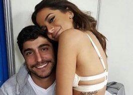 Anitta oficializa união estável com o namorado