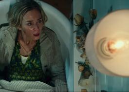 """""""Um Lugar Silencioso"""" ganha trailer super agonizante com Emily Blunt e John Krasinski"""