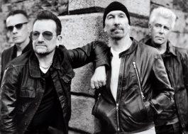 U2 se torna o único grupo a ficar no topo da Billboard nas quatro últimas décadas