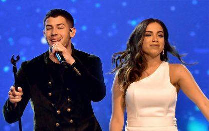 Anitta + Nick Jonas