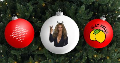 Beyoncé rainha dos produtos natalinos