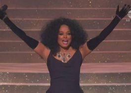 Diana Ross mostra todo o seu poder em medley no AMA 2017