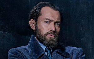 Produtor explica porque Jude Law é o jovem Dumbledore perfeito