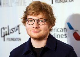Ed Sheeran diz que não irá cantar no casamento do príncipe Harry com Meghan Markle