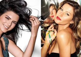 Kendall Jenner desbanca Gisele e agora é a modelo mais bem paga do mundo
