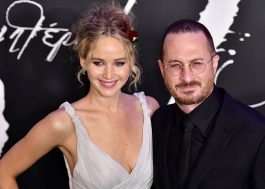 Jennifer Lawrence e Darren Aronofsky terminam namoro