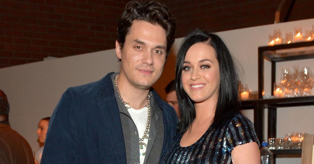Katy Perry Dating John Mayer 2018