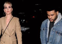 Katy Perry e The Weeknd são vistos juntos (mas não é o que você está pensando)