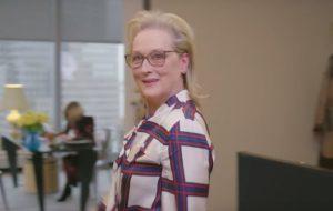 """Vogue copia """"O Diabo Veste Prada"""" ao entrevistar a Meryl Streep"""