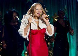Mariah Carey diz que não merece o título de Rainha do Natal