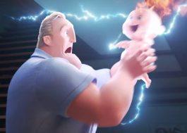 """Finalmente! O 1º teaser de """"Os Incríveis 2"""" já está entre nós!"""