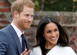 Romance de Príncipe Harry e Meghan Markle vai virar filme