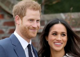 Príncipe Harry e Meghan Markle revelam data do casamento