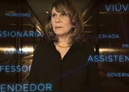 "Renata Sorrah encarna a Nazaré confusa para ""Assassinato no Expresso do Oriente"""