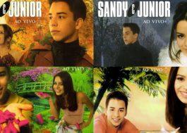 """Há 17 anos, começávamos a trocar as capinhas com Sandy & Junior e """"As Quatro Estações"""""""