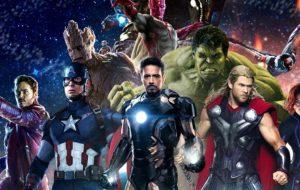 A Marvel juntou todos os seus super-heróis do cinema em uma fotona
