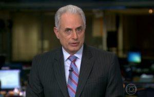 William Waack é afastado da Rede Globo após declarações racistas