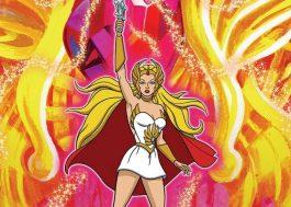 """""""She-Ra"""" vai ganhar série animada na Netflix em 2018!"""
