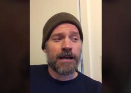"""Em vídeo, Nikolaj Coster-Waldau, de """"GoT"""", diz que vem para a CCXP de 2018!"""