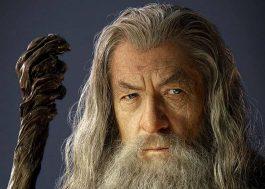 """Ian McKellen quer voltar a interpretar Gandalf na série de TV de """"O Senhor dos Anéis"""""""