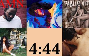 Os 20 melhores álbuns de 2017