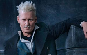 """Johnny Depp teria dado um murro em membro da equipe do seu novo filme, """"City of Lies"""""""