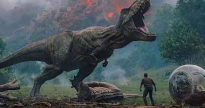 1º trailer do novo Jurassic World