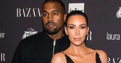 Nasceu a nova Kardashian-West