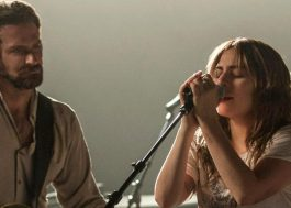 """Lady Gaga insistiu para cantar ao vivo em """"Nasce Uma Estrela"""", segundo Bradley Cooper"""