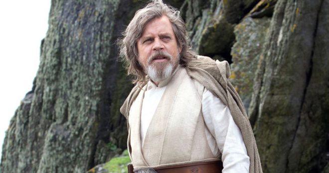 """Mark Hamill em cena de """"Star Wars: O Despertar da Força"""" (Reprodução)"""