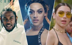 Os 20 melhores clipes de 2017