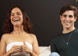 """Alice Braga e Henry Zaga, de """"Novos Mutantes"""", escolhem o melhor entre Brasil e EUA"""