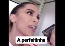 """Para quem são os """"shades"""" que Anitta postou no Instagram?"""
