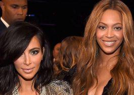 Beyoncé dá mimo de 66 mil reais para filha recém-nascida de Kim Kardashian