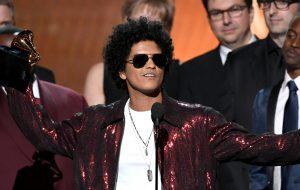 Bruno Mars é o grande vencedor do Grammy 2018; confira tudo o que rolou