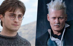 """Daniel Radcliffe fala sobre permanência de Johnny Depp em """"Animais Fantásticos"""""""
