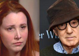 """Dylan Farrow, filha de Woody Allen, fala de abuso que sofreu do pai: """"Por que eu não iria querer acabar com ele?"""""""