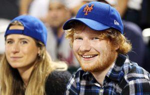 Ed Sheeran vai se casar com Cherry Seaborn!