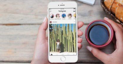 Instagram vai dedurar todos os prints