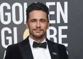 Após vencer o Globo de Ouro, James Franco é acusado de assédio sexual